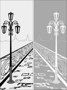фонарь № 1706
