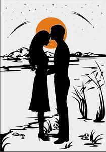 Влюблённые № 3761