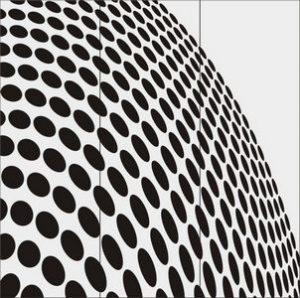 иллюзия кругов № 5468