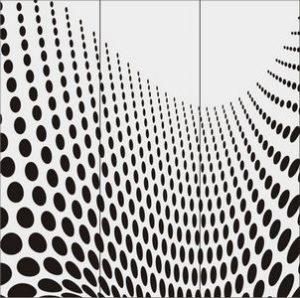 иллюзия кругов № 5469