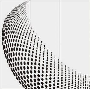 иллюзия кругов № 5470