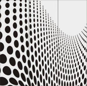 иллюзия кругов № 5475