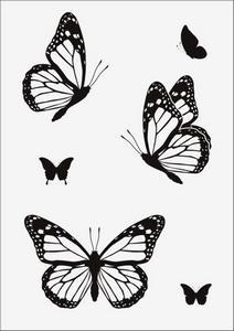 Бабочки № 12949
