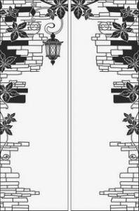 фонарь № 9752